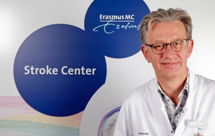 neuroloog_trombectomie_prof dr Diederik Dippel