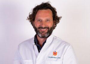 kinderarts-infectieloog Martijn van der Kuip